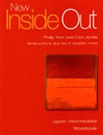 New Inside Out. Upper-Intermediate. Sue Kay, Vaughan Jones, Jill Leatherbarrow