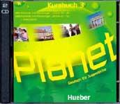 """Аудиокурс немецкого языка """"Planet 3 - Deutsch fuer Jugendliche"""""""
