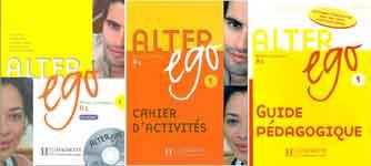"""Курс французского языка """"Alter Ego 1. Methode de francais"""""""