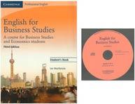 Английский для изучения бизнеса