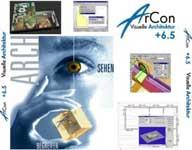 """Обучающая программа """"Arcon visuelle architektur"""""""