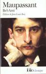 """Книга на французском языке """"Bel Ami / Милый друг"""""""