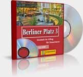 """Аудиокурс немецкого языка """"Berliner Platz 3"""""""