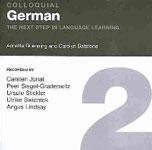"Аудиокурс немецкого языка ""Colloquial German 2"""