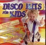 """Сборник немецких детских песен """"Disco hits fur kids"""""""