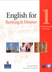 English for banking & finance. Level 1. Coursebook. Richey Rosemary, Bonamy David