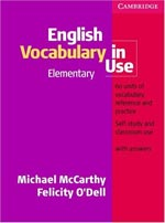English Vocabulary in Use. Elementary. McCarthy M., O`Dell F