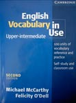 English vocabulary in use. Upper-intermediate.  Michael McCarthy, Felicity O`Dell