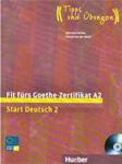 """Учебное пособие по немецкому языку """"Fit furs Goethe-Zertifikat A2"""""""