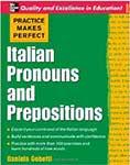Italian Pronouns & Prepositions / Итальянские местоимения и предлоги