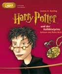 """Аудиокнига на немецком языке """"Harry Potter und der Halbblutprinz/ Гарри Поттер и принц-полукровка"""""""