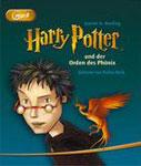 """Аудиокнига на немецком языке """"Harry Potter und der Orden des Phoenix/ Гарри Поттер и орден Феникса"""""""
