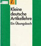 """Учебник по грамматике """"Kleine deutsche Artikellehre"""""""