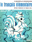 """Учебник французского языка для детей """"Le francais elementaire. Debutants 1 livret"""""""