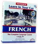 "Обучающий аудиокурс ""Learn in your car French. The complete language course"""