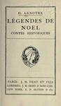 """Книга на французском языке """"Legendes du Noel"""""""