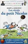 """Аудиокнига на французском языке """"Les recres du petit Nicolas / Малыш Николя на переменках"""""""