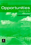 New opportunities: intermediate. Language powerbook. Elizabeth Sharman, Michael Dean