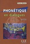 """Учебное пособие по французскому языку """"Phonetique en dialogues"""""""