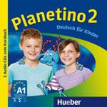 """Аудиоматериалы к учебнику немецкого языка """"Planetino 2- Deutsch fuer Kinder"""""""