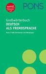 """Немецкий толковый словарь """"PONS. Grobworterbuch Deutsch als Fremdsprache"""""""