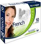 "Интерактивный курс ""Tell me more. French. 10 levels"""