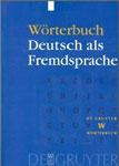 """Словарь немецкого языка """"Worterbuch Deutsch als Fremdsprache"""""""