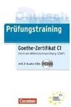 "Курс немецкого языка ""Prufungstraining. Goethe-Zertifikat C1"""