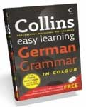"Учебник по грамматике немецкого языка ""Collins Easy Learning German Grammar in colour"""