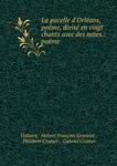 "Книга на французском языке ""La pucelle d`Orleans / Орлеанская девственница"""