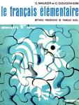 "Детский учебник французского языка ""Le francais elementaire. Debutants 1 livret"""