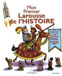 "Учебник на французском языке ""Mon premier Larousse de l`histoire"""
