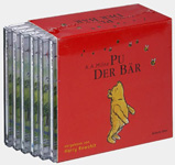 "Аудиокнига на немецком языке ""Pu der Bаr / Винни-Пух (Медведь Пух)"""